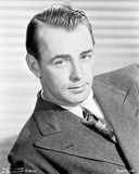 Alan Ladd Lying and Looking at the Camera Photo by  Movie Star News