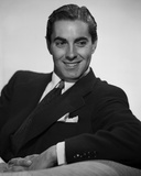 Tyrone Power 29 - Photograph Hollywood Print Photo by  Movie Star News