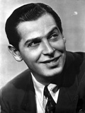 Milton Berle Posed in Black Suit Portrait Photo by  Movie Star News