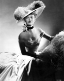Ann Sheridan wearing a Gown with a Big Hat Photo by  Movie Star News