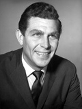 Andy Griffith Posed in Polo With Black Portrait Photo by  Movie Star News