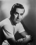 Tyrone Power 41 - Photograph Hollywood Print Foto af  Movie Star News