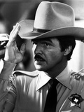 Burt Reynolds Posed in Police Officer Attire Photo by  Movie Star News
