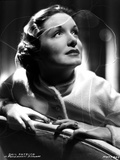 Gail Patrick Leaning and Looking Up Portrait Photo by  Movie Star News