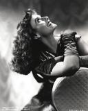 Paulette Goddard Posed with Evening Gloves Photo by  Movie Star News