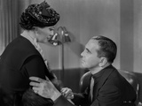 Al Jolson Begging the Woman in Black Coat Photo by  Movie Star News