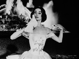 Audrey Hepburn Funny Face Performance Scene Photo by  Movie Star News
