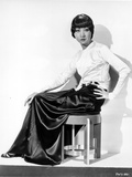 Anna Wong sitting on the Chair, Hand on Hips Photo by  Movie Star News