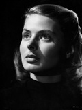 Ingrid Bergman Looking Up in Close Up Angle Photo by E Bachrach