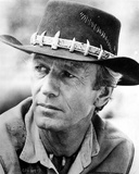 Hogan Paul Hogan in Cowboy Close Up Portrait Photo by  Movie Star News