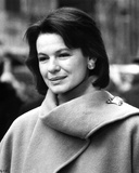 Dianne Wiest Portrait wearing Coat in Classic Photo by  Movie Star News