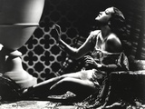 Dorothy Lamour posed in Classic with Chain Photo by  Movie Star News