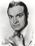 Bob Hope posed in Black and White Portrait Photo by  Movie Star News