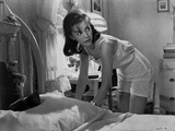 Natalie Wood Hiding something Under the Pillow Photo by  Movie Star News