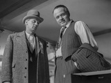 Citizen Kane Two Men Talking in Movie Scene Photo by  Movie Star News