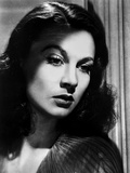 Vivien Leigh Posed in an Expressionless Face Photo by  Movie Star News