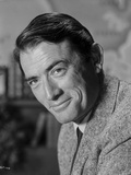 Gregory Peck Classic Close Up Portrait Photo af Bud Fraker