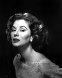 Suzy Parker wearing an Embroidered Blouse Photo by  Movie Star News
