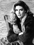 Kelly McGillis wearing Furry Coat Portrait Photo by  Movie Star News