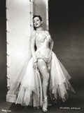 Dorothy Lamour Posed in Classic with Gown Photo by  Movie Star News