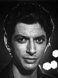 Jeff Goldblum in Black long sleeve Portrait Photo by  Movie Star News