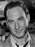 Sid Caesar Smoking Two Cigars at the Same Time Photo by  Movie Star News
