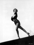 Eleanor Powell on a Midriff and standing Photo by  Movie Star News