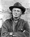 Richard Widmark posed in Classic Portrait Photo by  Movie Star News