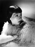 Anna Wong Looking Away From the Camera Photo by  Movie Star News