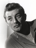 Robert Mitchum Posed in Collared Shirt Photo by  Movie Star News