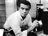 Anthony Franciosa in White Long sleeve Photo by  Movie Star News