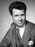 John Larroquette In Tuxedo Close Portrait Photo by  Movie Star News