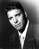 Burt Lancaster Posed in a Suit and Tie Photo by  Movie Star News