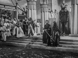 Ten Commandments Event Scene in Classic Photo by  Movie Star News