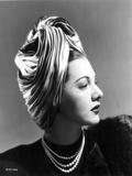 Maria Montez Classic Close Up Portrait Photo by  Movie Star News