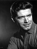 Stephen Boyd in Shirt With Black and White Photo by  Movie Star News