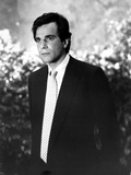 Daniel Lewis in Black Suit With Necktie Photo by  Movie Star News