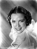 Eleanor Powell Portrait in Ruffled Top Photo af Movie Star News