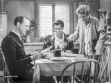 Fear Strikes Out in Dining Movie Scene Photo by  Movie Star News