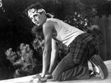 Ralph Macchio in Tank top With Headband Photo by  Movie Star News