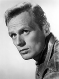 Richard Widmark Posed in Leather Jacket Photo by  Movie Star News
