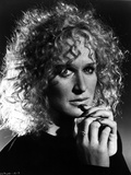 Glenn Close Curly Hair Classic Portrait Photo by  Movie Star News