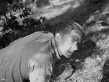 Ronald Reagan Classic Crawling on Ground Photo by  Movie Star News