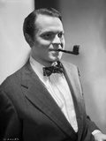 Orson Welles Portrait in Bowtie and Coat Photo by E Bachrach