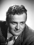 Brian Keith Posed in polka dot Suit Photo by  Movie Star News