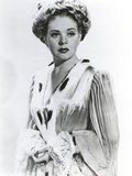 Alice Faye on a Ruffled Dress Portrait Photo by  Movie Star News