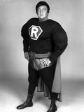Rodney Dangerfield Posed in Robin Outfit Photo by  Movie Star News
