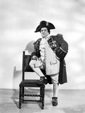Abbott & Costello Dressed Up as Napoleon Photographie par  Movie Star News