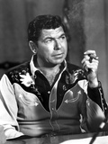 Claude Akins Posed in Classic Portrait Photo by  Movie Star News