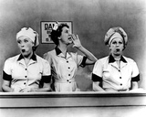 Lucille Ball Three Woman in Movie Scene Photo by  Movie Star News